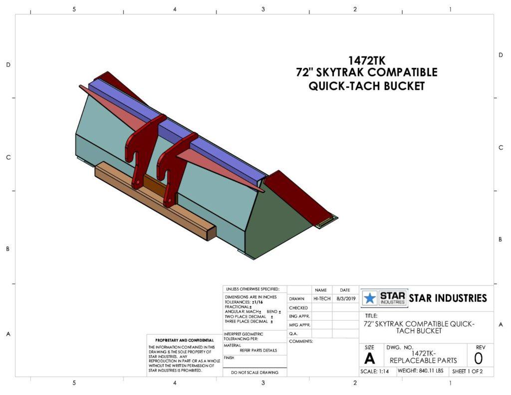 1472 - Replaceable Parts