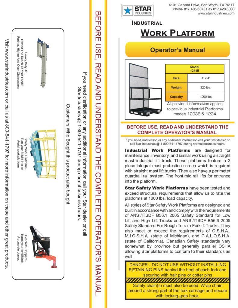1244B - Manual