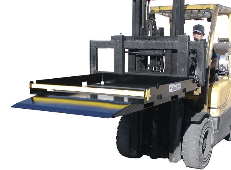 Safety Loading Platform