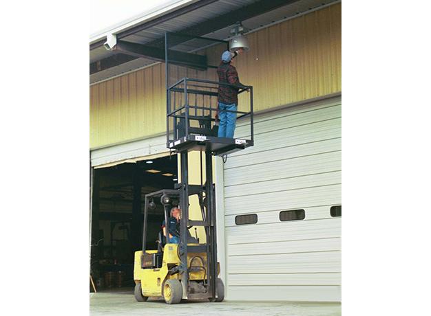 Work Platform in-action