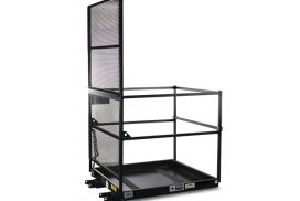 Work safely with an Industrial Work Platform