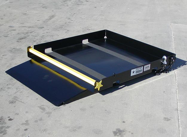 Safety Loading Platform onsite