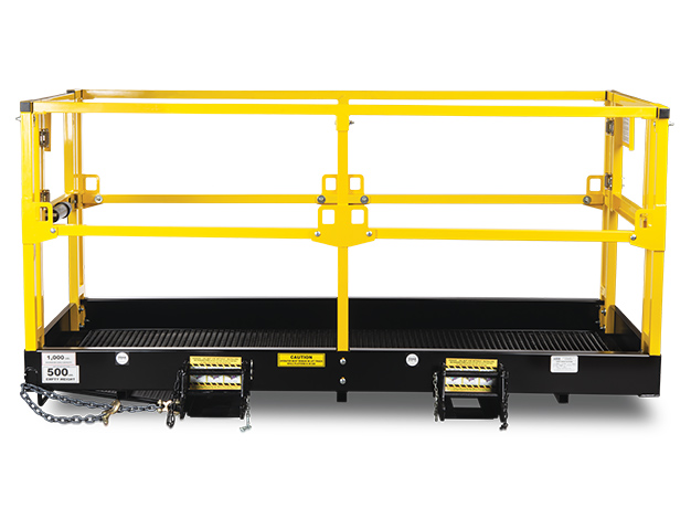 Modular component guardrail