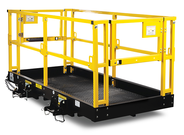Star Industries Safety Work Platform