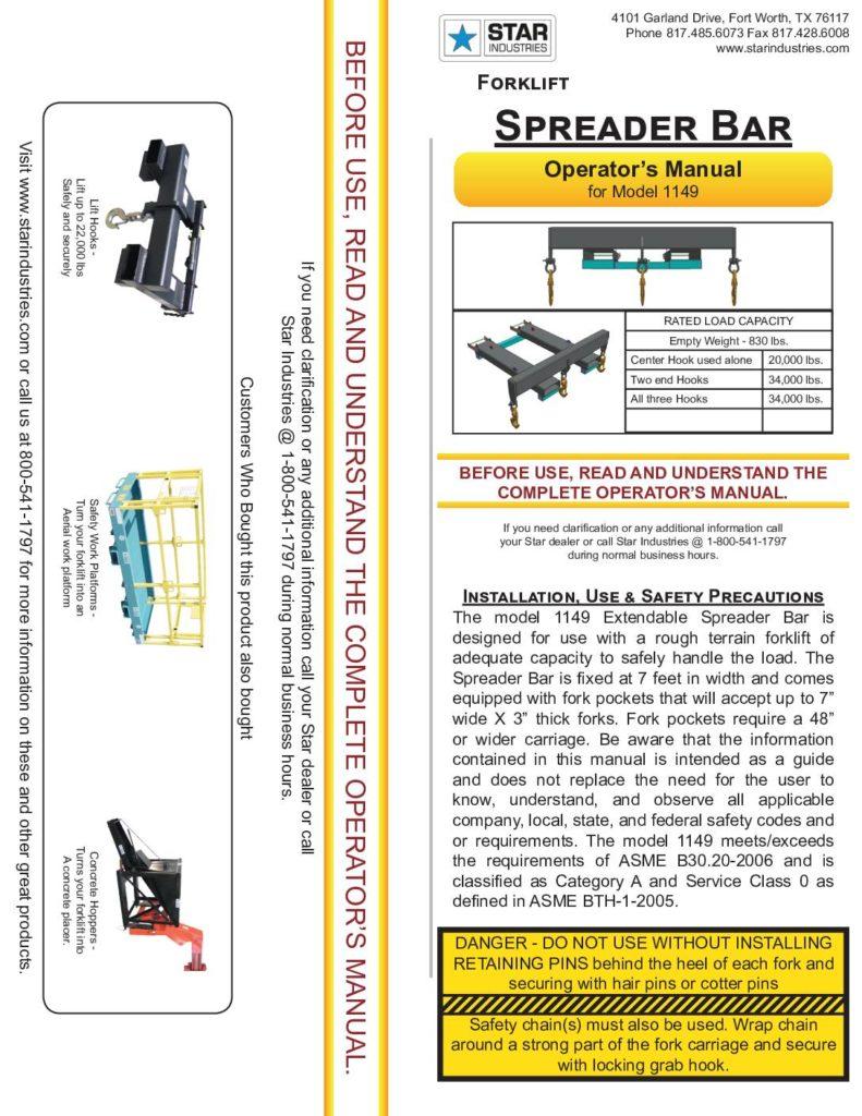 1149 - Operators Manual