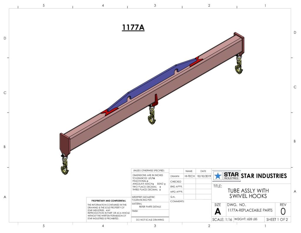 1177A - Replacement Parts