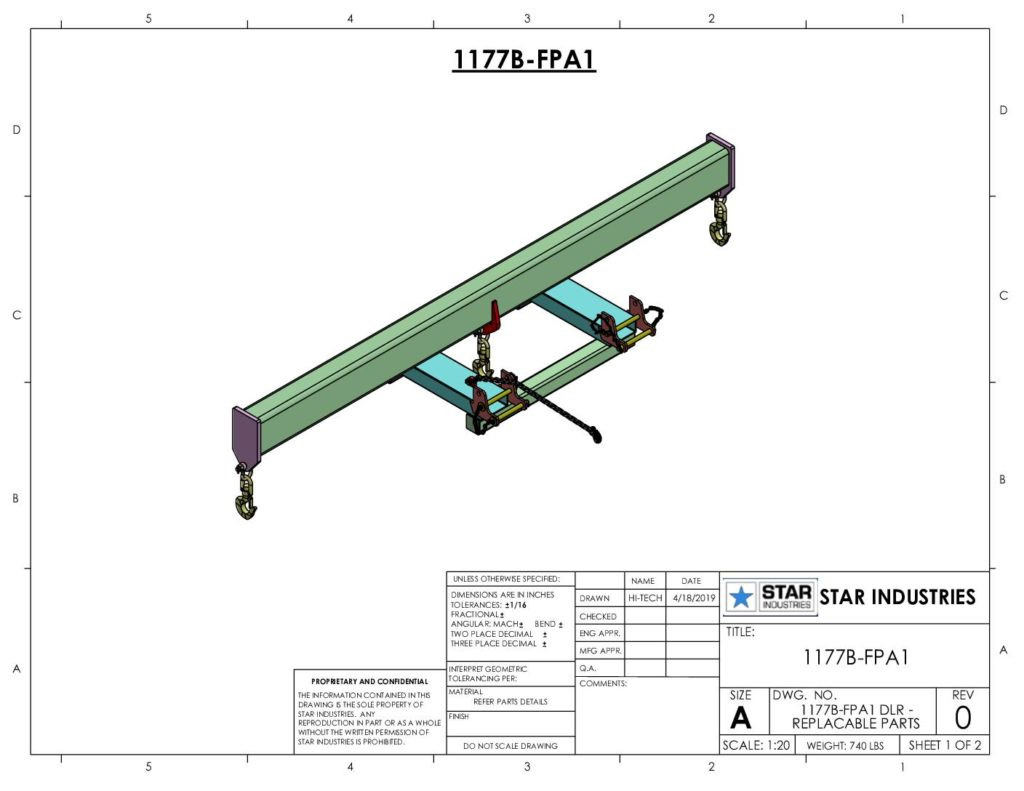 1177B - Replacement Parts
