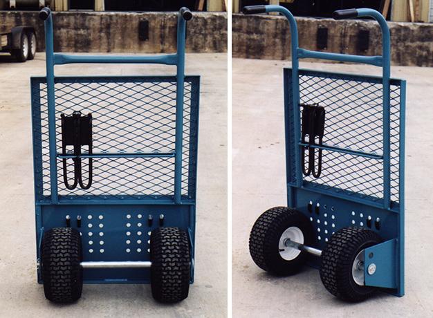 Brick Cart back