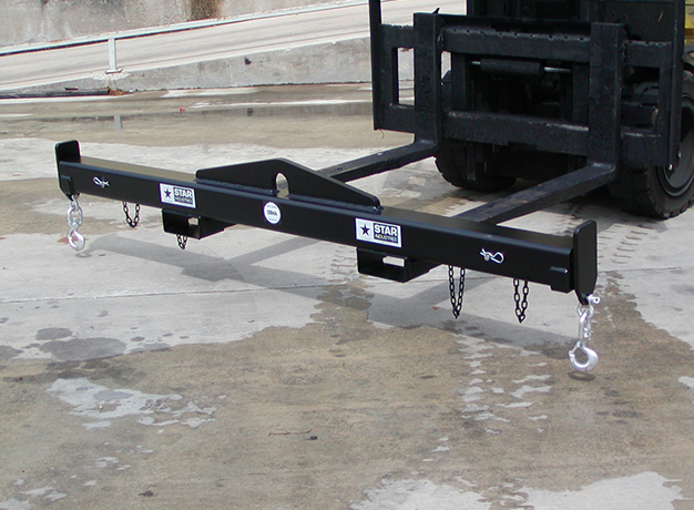 Crane Spreader bar onsite