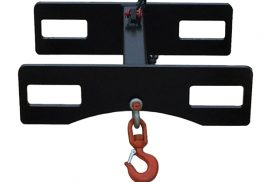 Lift suspended loads safely and securely with your forklift
